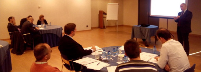 Success of the first training in spanish language on ISA99 implementation