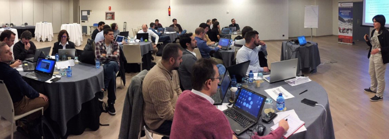 CCI held in November the 16th edition of the Multidisciplinary Course on Industrial Cybersecurity and Protection of Critical Infrastructures 2017