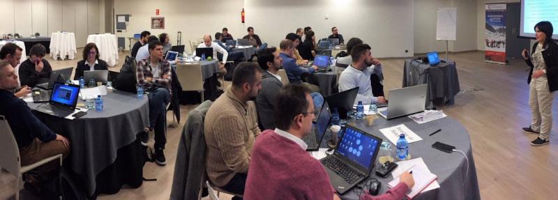 CCI ha celebrado en noviembre la XVI edición del curso Multidisciplinar de Ciberseguridad Industrial y Protección de Infraestructuras Críticas 2017