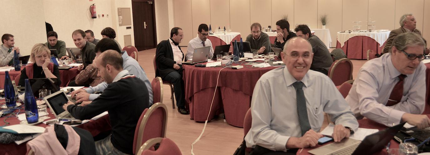 Curso Multidisciplinar de Ciberseguridad Industrial y Protección de Infraestructuras Críticas 2015
