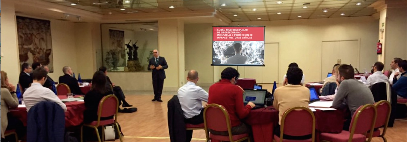 Excellent XV edition of the Multidisciplinary course on Industrial Cyber Security and Protection of Critical Infrastructures 2016