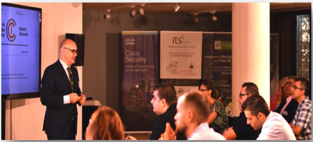 Excelente acogida del ecosistema CCI en el primer encuentro celebrado el 8 de septiembre en Barcelona