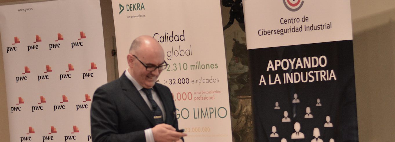 The Spanish Industrial Organizations Trully Share their Experiences. Summary of the Event held last February 11th, 2015