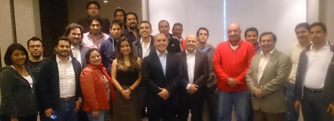 Impulsando la Ciberseguridad Industrial en Ecuador