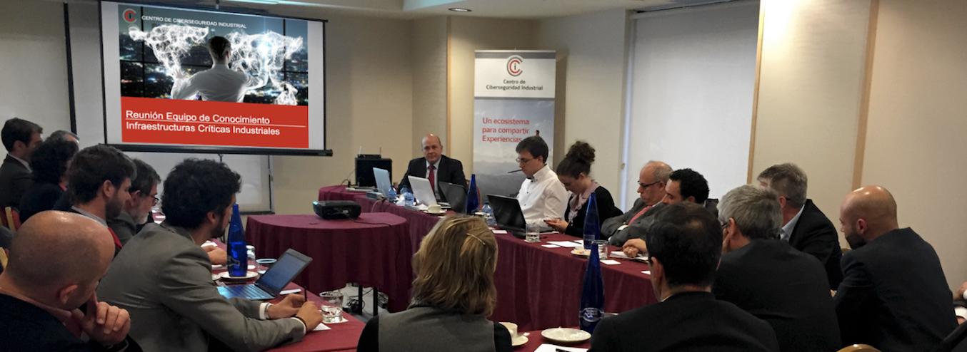 El pasado 24 de marzo iniciaron su actividad los tres equipos de conocimiento del CCI