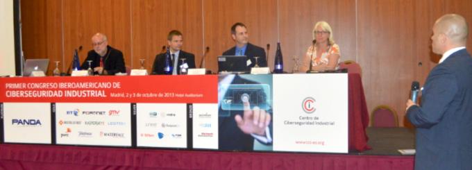Celebrado el primer Congreso Iberoamericano de Ciberseguridad Industrial