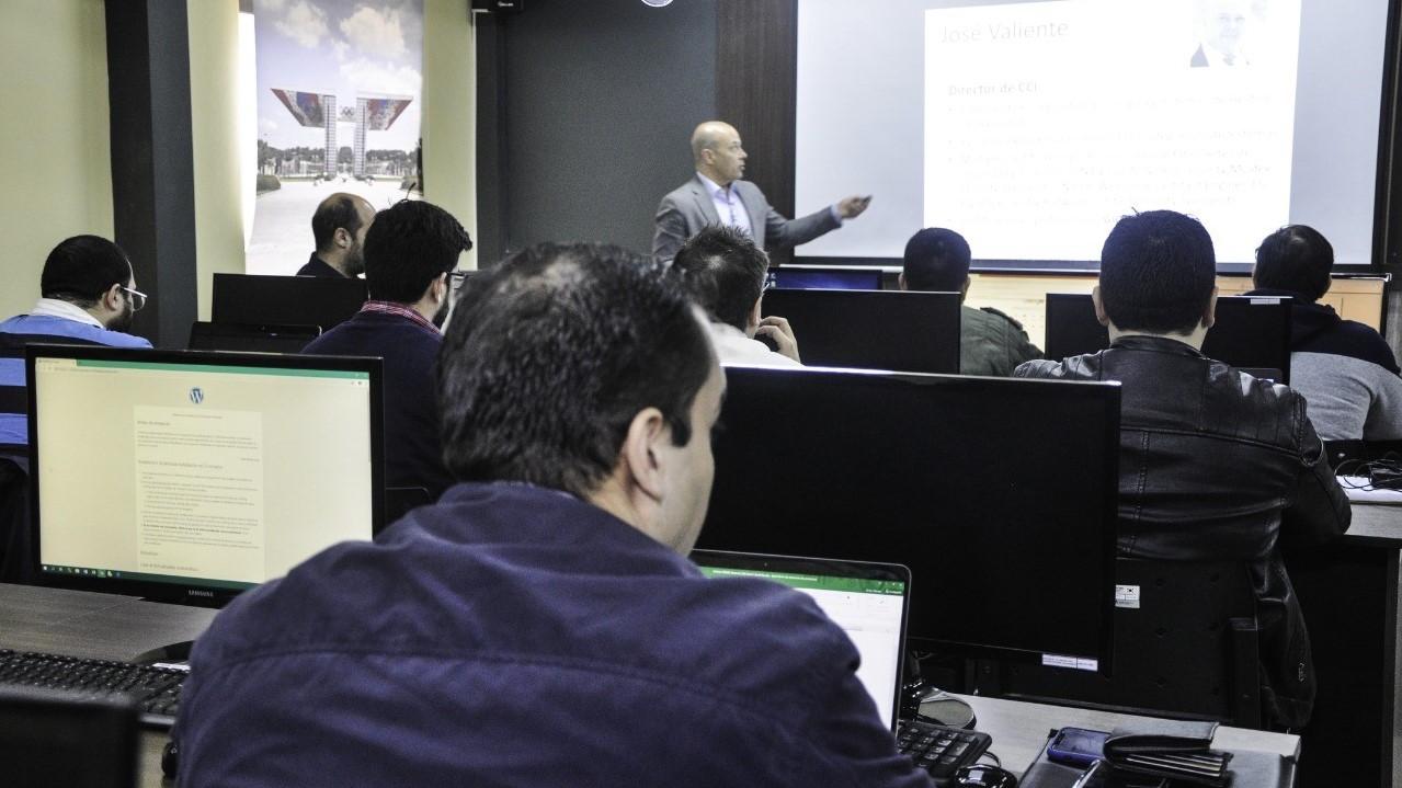 Taller de Gestión de Ciberseguridad Industrial en Paraguay