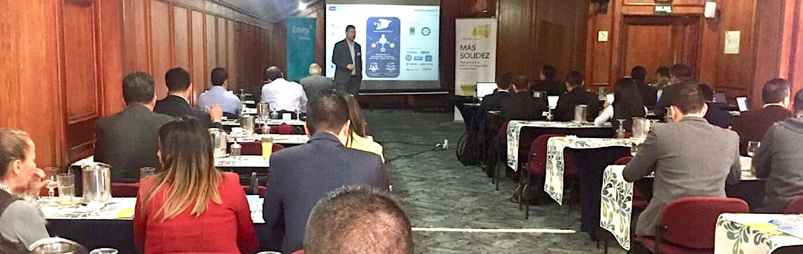 """CCI held on November 29 in Colombia the meeting of """"La Voz de Industria"""" with more and more prepared and more mature attendees"""