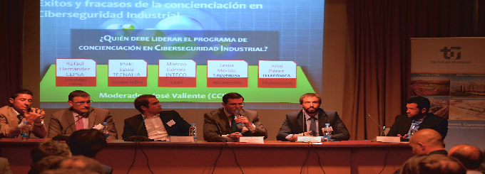 The voice of the Industry. The state of Industrial Cybersecurity in Spain