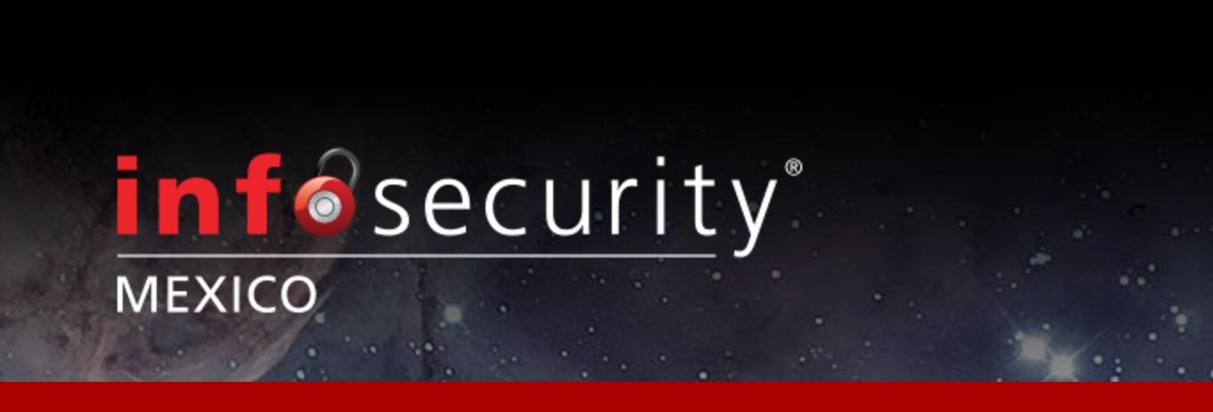 CCI comparte en Infosecurity México 2017 experiencias sobre ciberseguridad en Industria 4.0 y en el Cloud