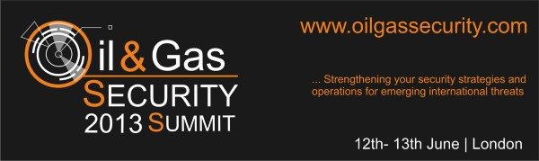 Oil & Gas Security Summit 2013